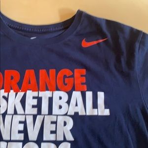Nike Shirts - Nike Men's Dri-Fit Syracuse Basketball T-Shirt